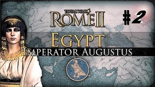 Rome Total War 2 Emperor Edition Egitto Tolemaico: #2