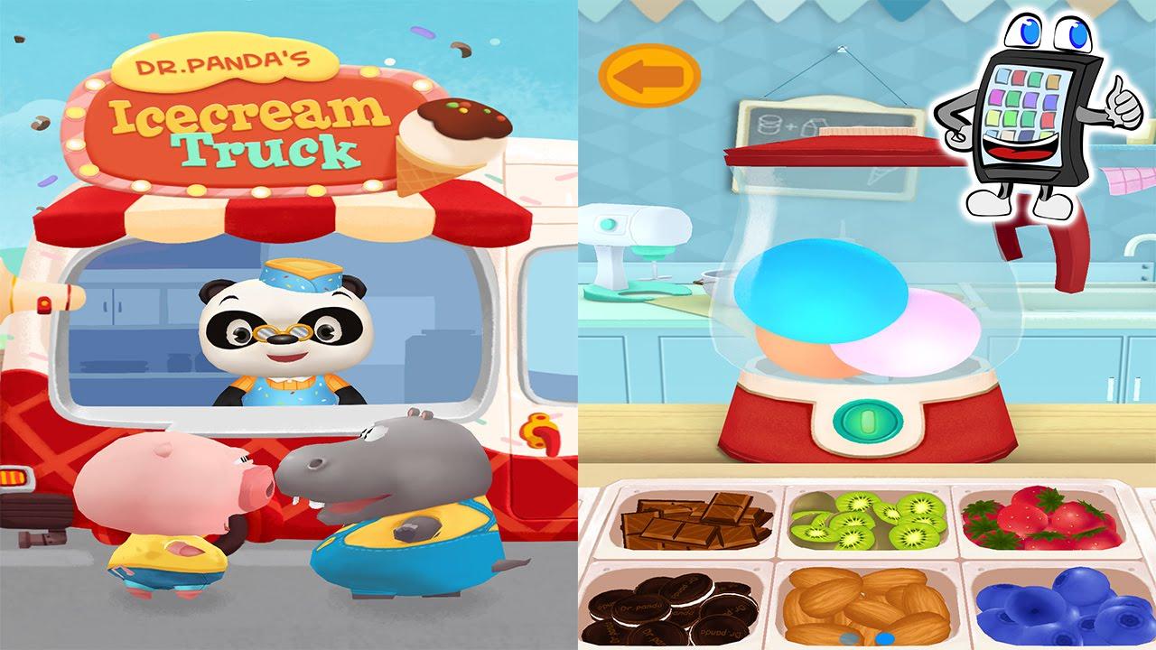Dr Panda Spiele