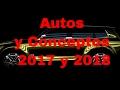 Autos 2017 y 2018 desde el Show de Autos de Detroit #naias #detroit