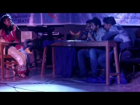 'JOB INTERVIEW' funny drama by CTEC students