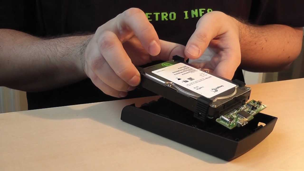 Opening Seagate Expansion Portable Hdd And Upgrading To Usb30 Youtube Hardisk Pc Sata 320 Gb Merk