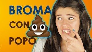 Broma: Popo en mi bebida |  | LOS POLINESIOS BROMAS PLATICA POLINESIA