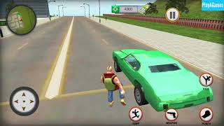 Crime Car Street Driver: Gangsters Games Android Gameplay #2