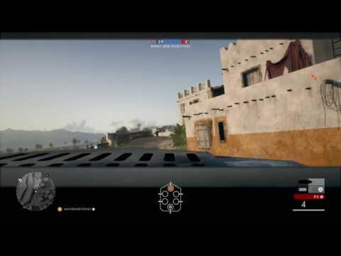 Battlefield™ 1 tanker work on rush