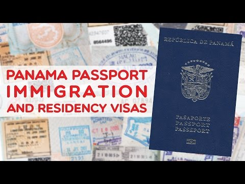 Panama Passport, Immigration and Residency Visas