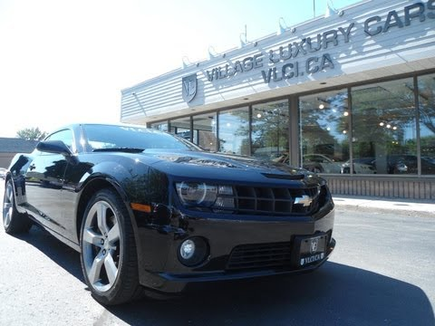 2010 Chevrolet Camaro SS in review - Village Luxury Cars Toronto