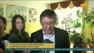 В МОН РК готовят новую программу по обучению казахскому языку