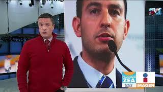Marko Cortés pide a AMLO informar inmediatamente sobre el caso de Martha Érika Alonso | Paco Zea
