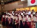 古澤娘 聖ケ丘教育福祉専門学校,卒業式謝恩会 Forrow me & 桜の木になろう (全体)