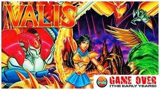 Game Over: Valis - The Fantasm Soldier (Genesis & PC Engine) - Defunct Games