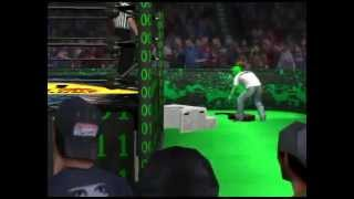 WWE 12 LOL FUNNY GLITCHES A DEAD REF