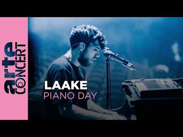 LAAKE à ARTE Concert fait son Piano Day - ARTE Concert