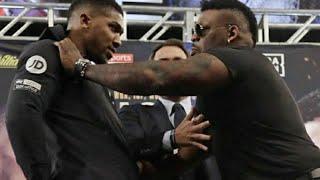 Joshua vs Miller Fight Breakdown And Prediction! #UGC🔥#TrueMedia💯