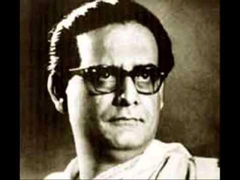 Pagla Hawar badal dine পাগলা হাওয়ার বাদল দিনে by Hemanta Mukherjee (1948)