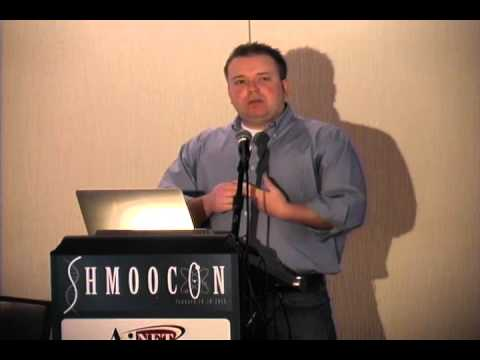 ShmooCon 2015 - Practical Machine Learning for Network Security