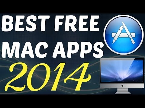 Best Free Mac Apps 2014