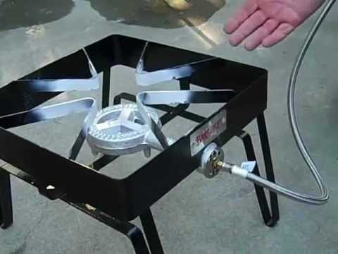 Bayou Clic Square Patio Stove Review