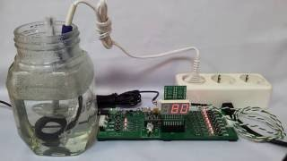 ПИД-регулятор на платформе CANNY 7 / The PID controller on PLC CANNY 7