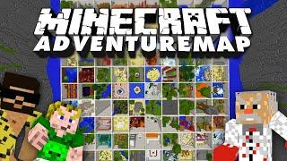 Minecraft Adventure-Map ist zurück! 🎮 Parkour Paradise 3 #1