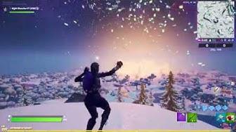 Das Fortnite Silvester Event