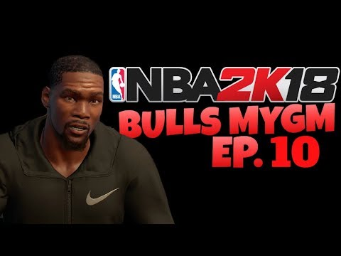 The Biggest Free Agent Signing In Bulls History!? [NBA 2K18 MyGM] Ep. 10
