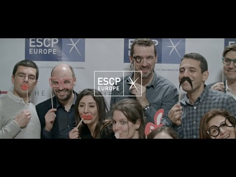 ESCP Europe Turin campus - Welcome Event Executive MBA 2017