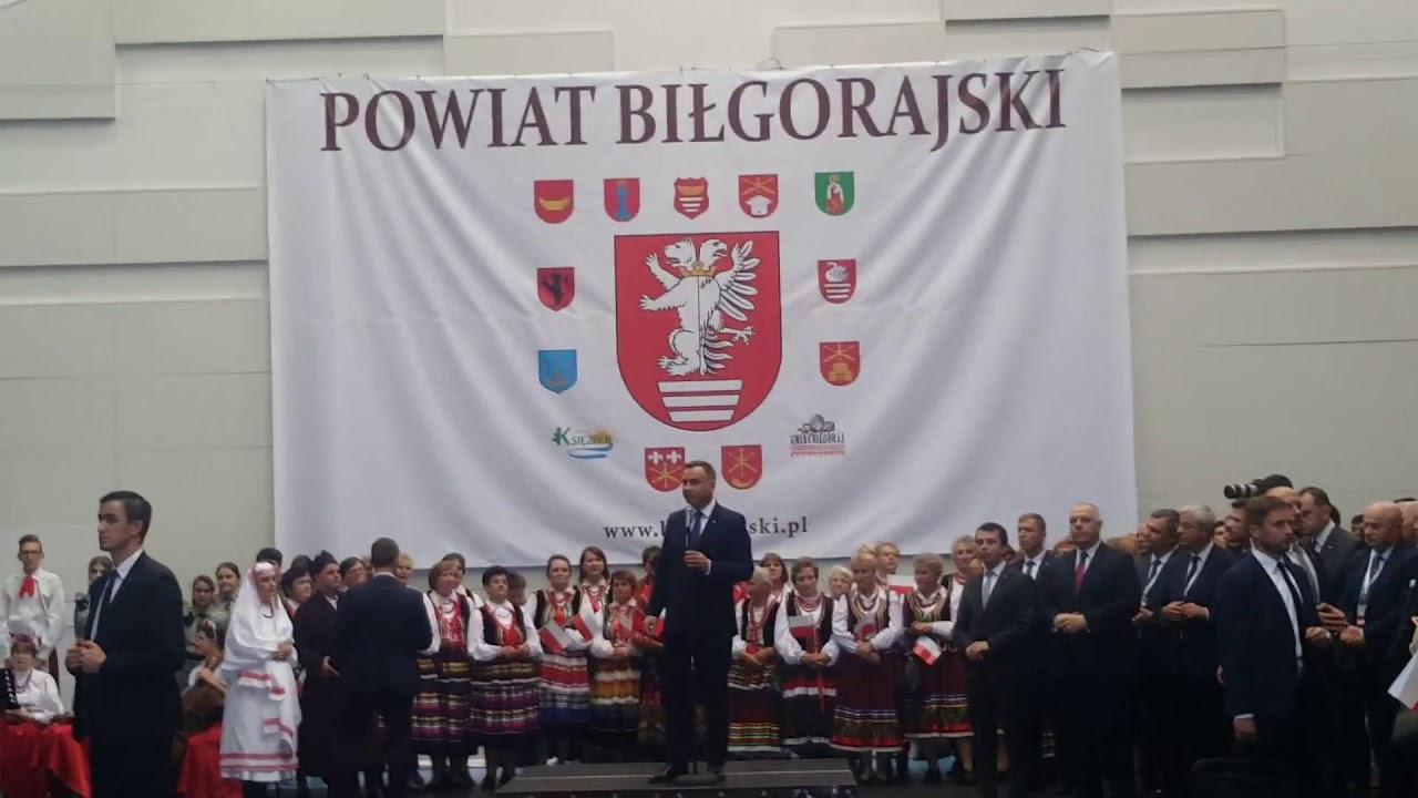 Prezydent W Biłgoraju Bilgorajskapl Prezydent Biłgoraj