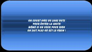Yannick Noah On court lyrics