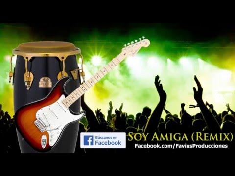 Pista Karaoke Demo: Selena - Soy Amiga (A.B. Quintanilla III Remix)