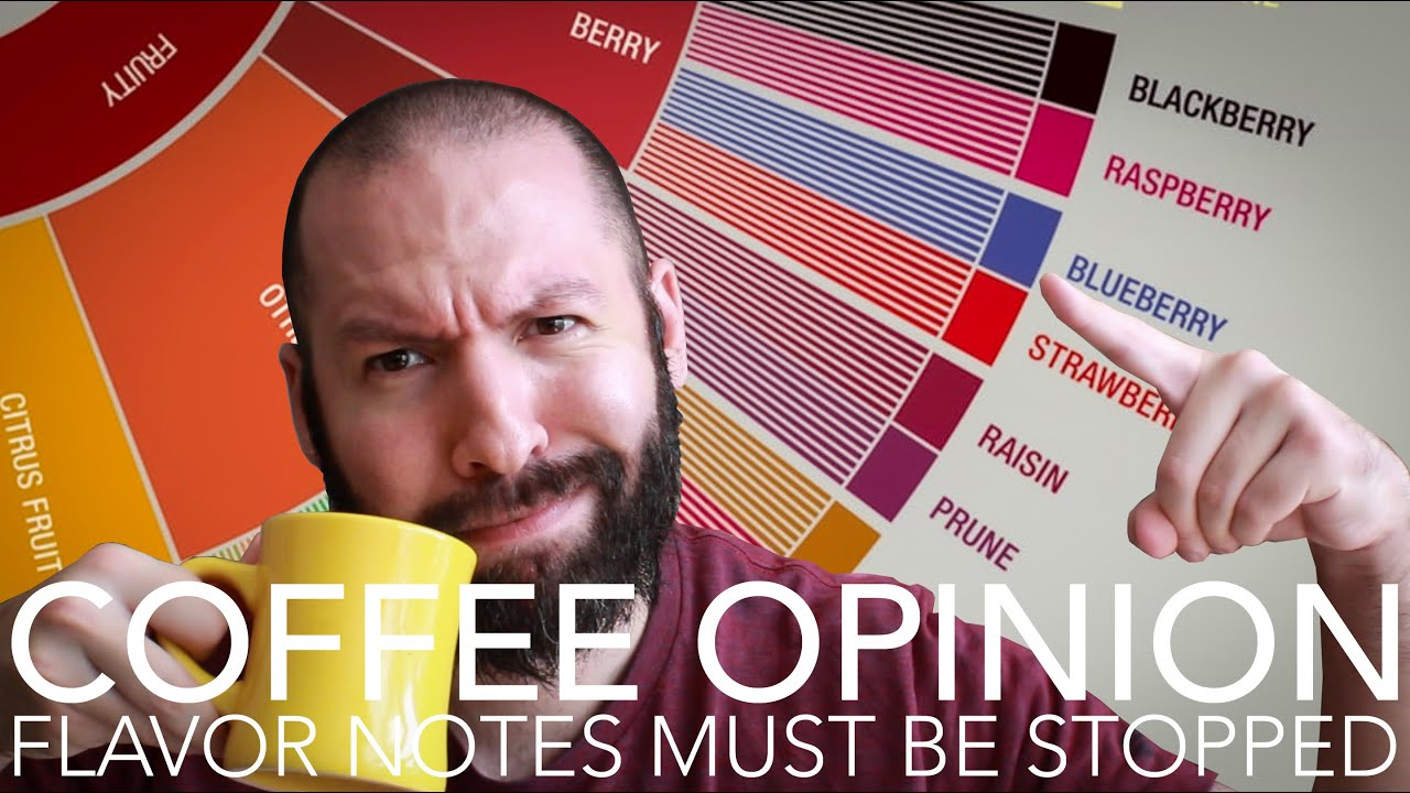 COFFEE OPINION - Flavor Notes Must Be Stopped