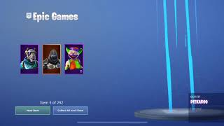 The best fortnite account merge on youtube.. (black knight, purple skulltrooper, mako, etc.)