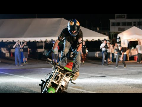 David Boyd freestyle rider warmup @ 2016 NOPI Nationals Myrtle Beach