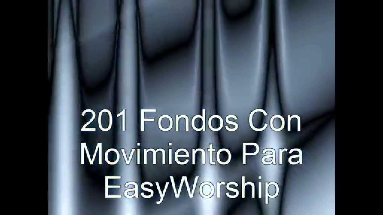 Fondos con movimiento easyworship youtube for Bajar fondos de pantalla religiosos gratis