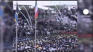 Güney Sudan Cumhuriyeti Devlet Başkanı halkın...