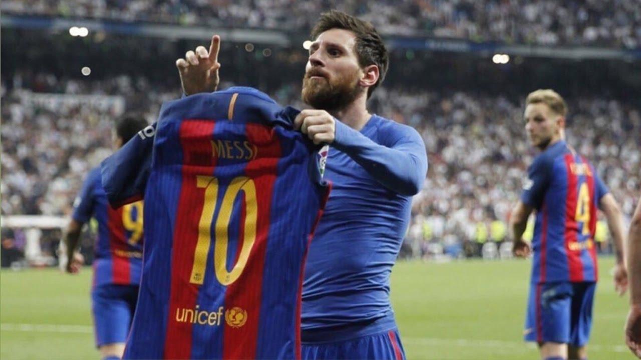 Real Madrid 2-3 Barcelona [HD] Goals | COPE | 2017 – YouTube