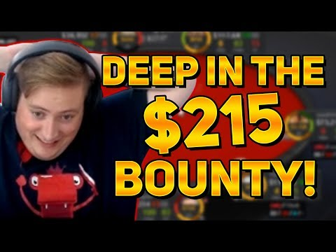 $215 BOOTY, CAN WE OVER COME OUR NEMESIS!? PokerStaples Stream Highlights