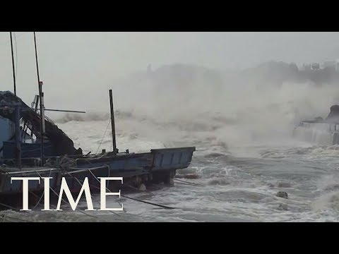 Why Climate Change Is Making Hurricane Season Worse & The Strong Connection Between The Two | TIME