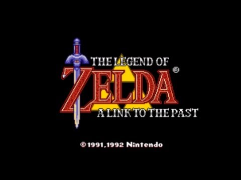 The Legend of Zelda A Link to the Past: Trailer