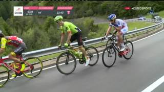 Велоспорт   Джиро дИталия   17 й этап 4 часть