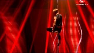 Танец за жизнь Назар 07.11.2014
