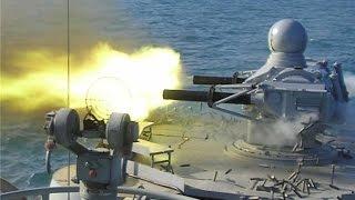 «Каштан»,зенитный ракетно артиллерийский комплекс по классификации НАТО — CADS N 1 Kashtan