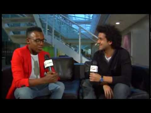 AFROBUZZ: One On One with Lawrence Rowe #VOXAFRICA