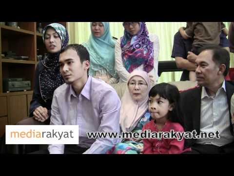 Anwar Ibrahim: Messages From Family Members