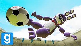 Fußball in Garry's Mod