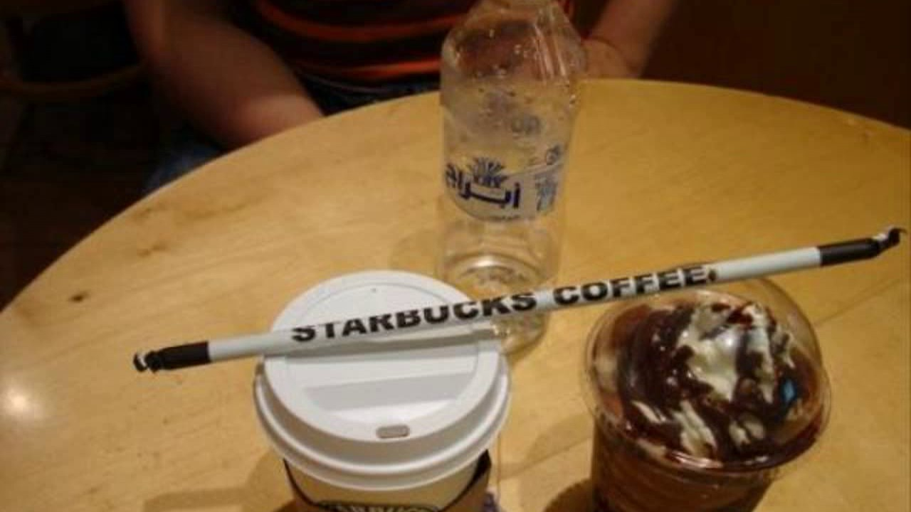 How many ounces is a venti starbucks coffee - YouTube
