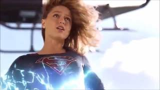 Download Mp3 Supergirl fight song