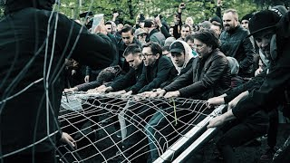 Екатеринбург - сквер или храм? Ситуация сегодня. Забастовка журналистов Коммерсанта.