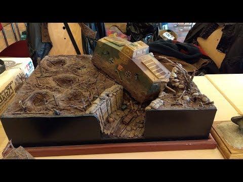 Exposition 1918-2018 Maquettes & Figurines  - Molsheim