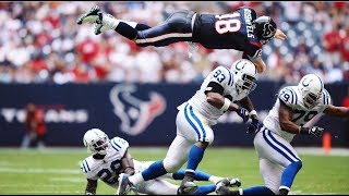 """The Rosencopter"" Gary Brackett 68 Yard Fumble Return Touchdown || Colts at Texans 2008"
