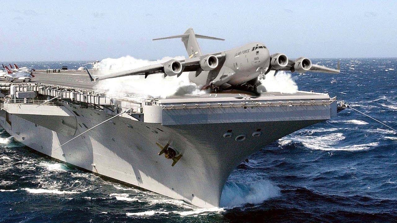 Top 10 Pilot Carrier Takeoffs  U0026 Landings Ever Seen